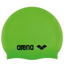 Шапочка для плавания Classic Silicone JR Acid lime/Black, силикон, 91670 65 (260045)
