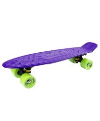 Круизер Berry, 22''x6'', Abec-7 Carbon (181823)
