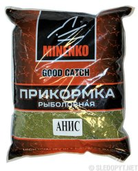 Прикормка Minenko Good Catch Анис 700г (4312) (64239)