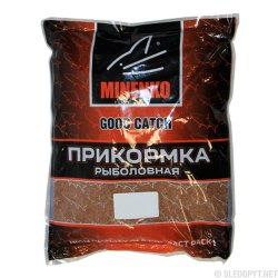 Прикормка Minenko Good Catch Тутти-фрутти 700г (4310) (64246)