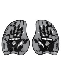 Лопатки  Vortex evolution hand paddle Silver/Black, 95232 15, размер L (296310)