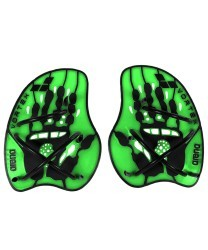Лопатки Vortex evolution hand paddleAcid lime/Black, 95232 65, размер M (296314)