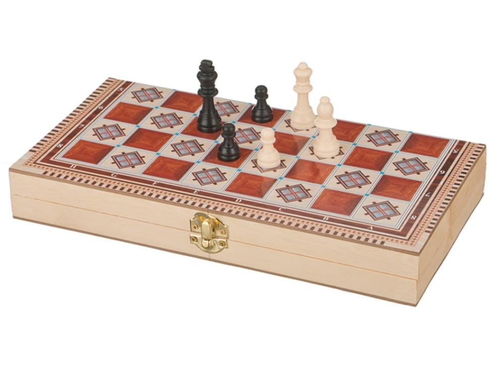 Учимся играть в шахматы вместе!  Шахматы для начинающих