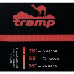 Термос Tramp Soft Touch 0,75 л оливковый TRC-108 (63873)