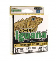 Леска Balsax Iguana Gold Box 100м 0,2 (6,0кг) (58460)