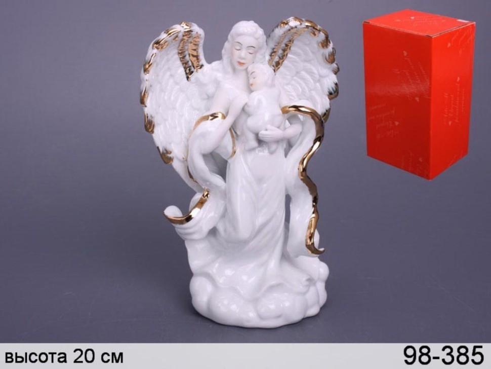 Купить фарфоровые статуэтки ангелов